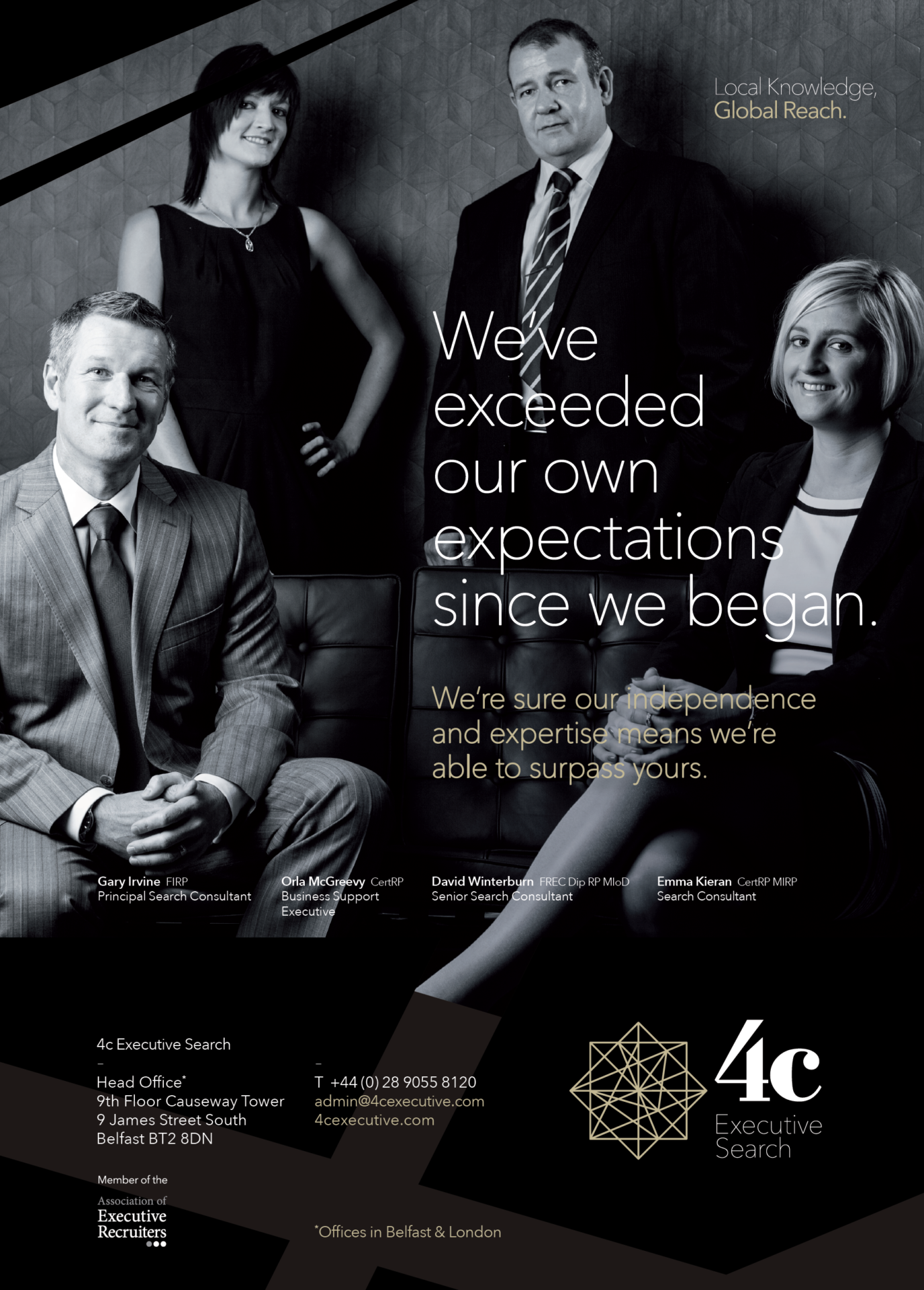 Ambition Advert   February 2015