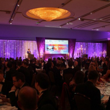 Dealmakers Awards   Crowd