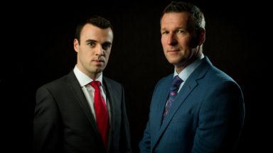 Gary and Gareth