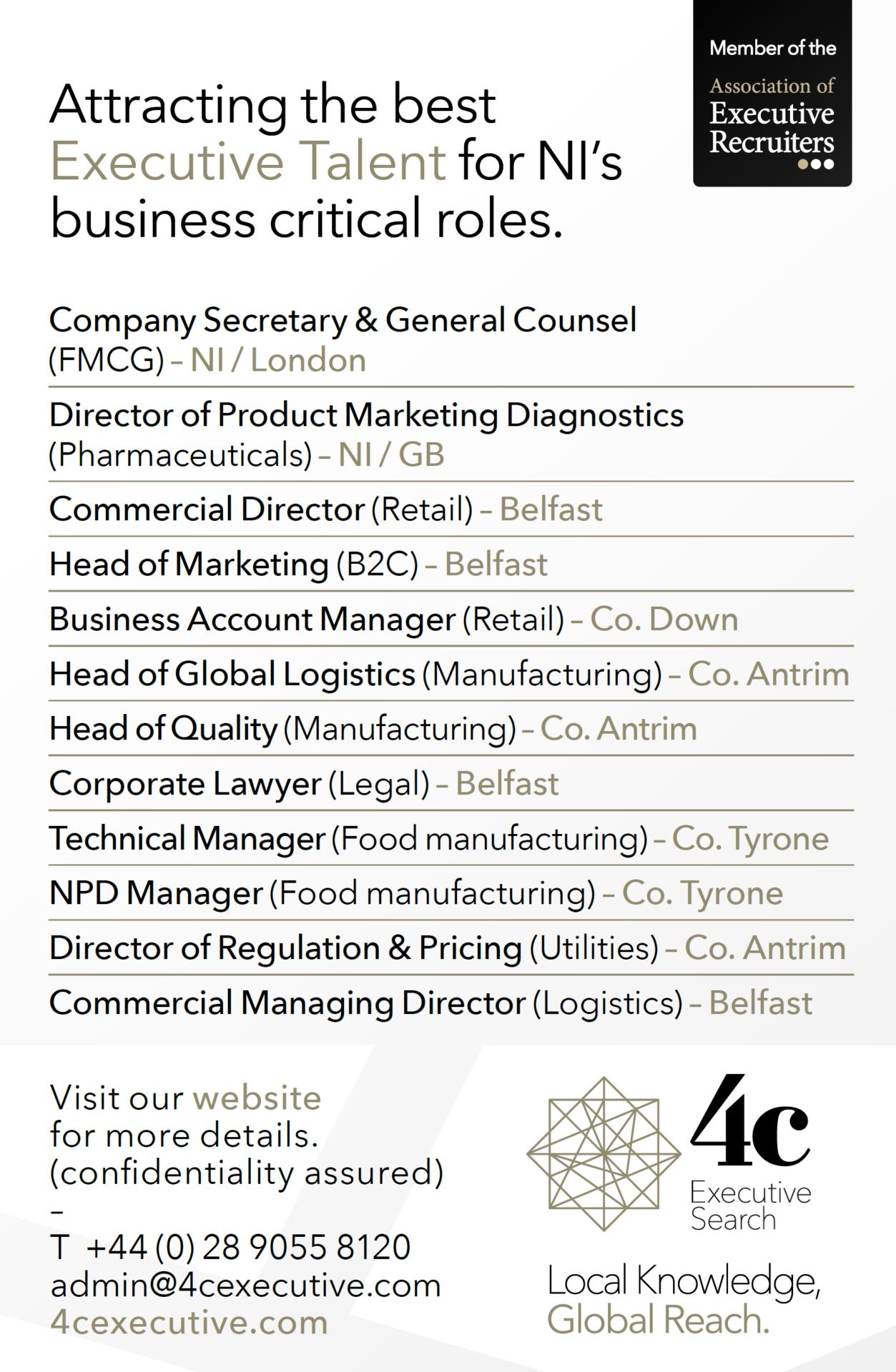 Roles   April 2015