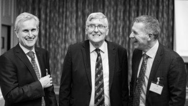 Gordon, Ian and Gary
